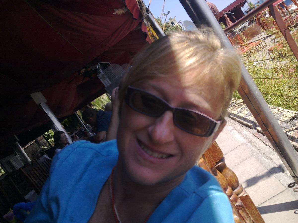Gloria from Genoa