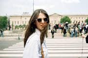 Une parisienne devenue Romaine freelance en produc