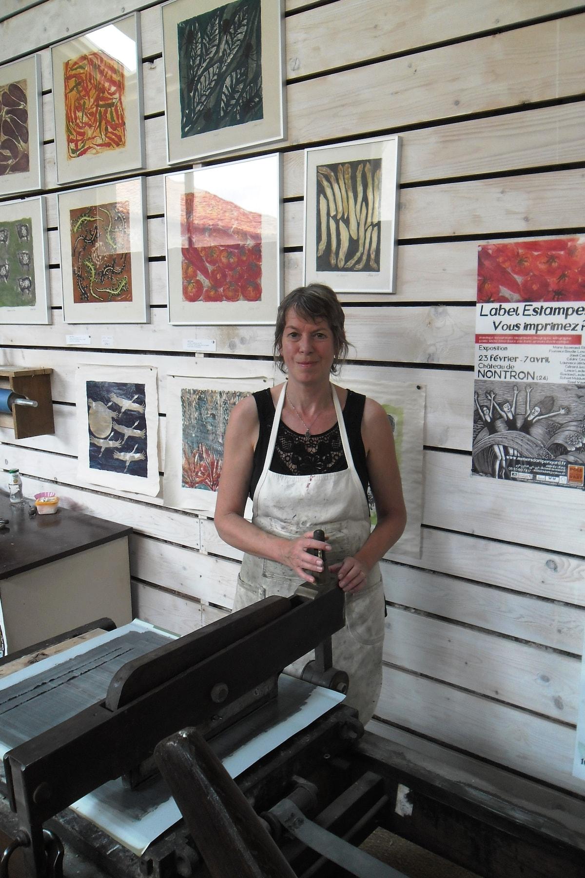 Janet from Saint-Estèphe