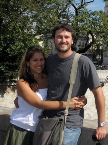 Jane & Rob from San Francisco