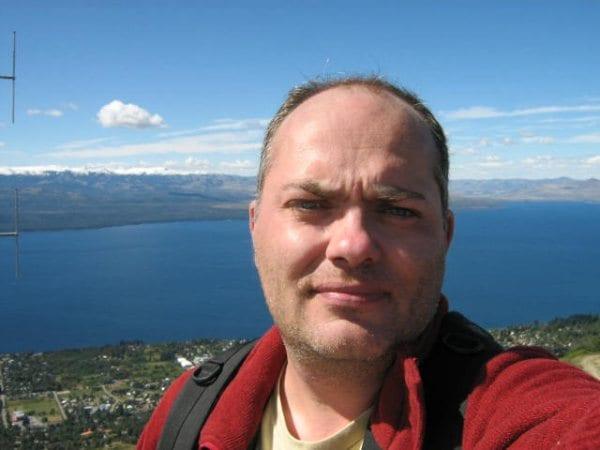 David From Montreux, Switzerland