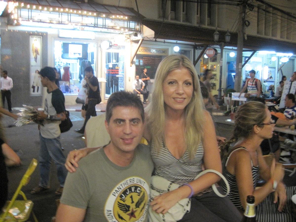 Raquel & Marcos from Lloret de Mar