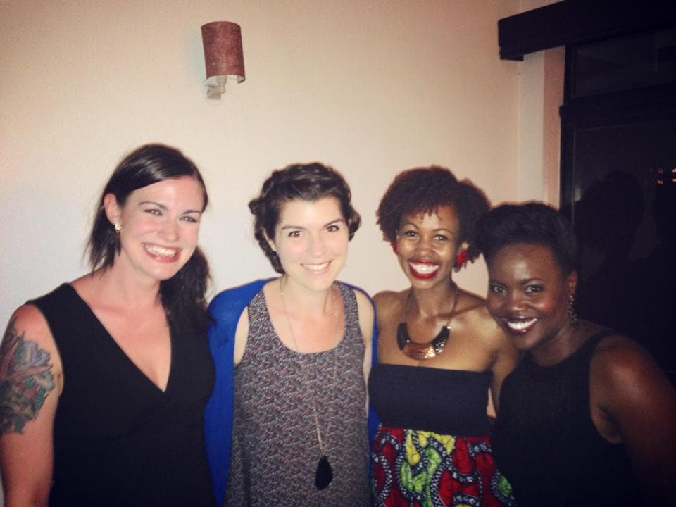 Pauline & Charity From Nairobi, Kenya