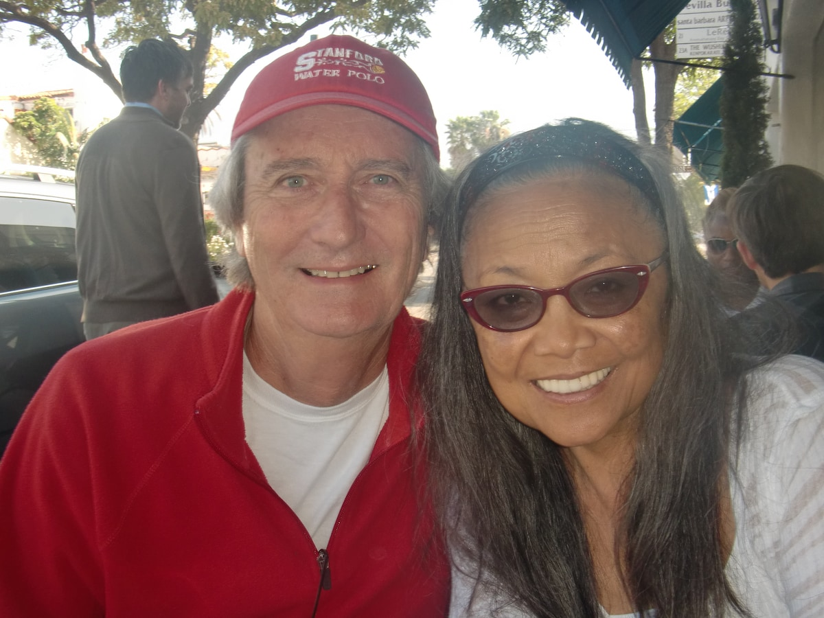 Evelyn And Lawrence From Carpinteria, CA