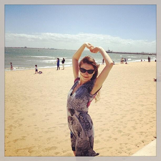Alina From Carrington, Australia