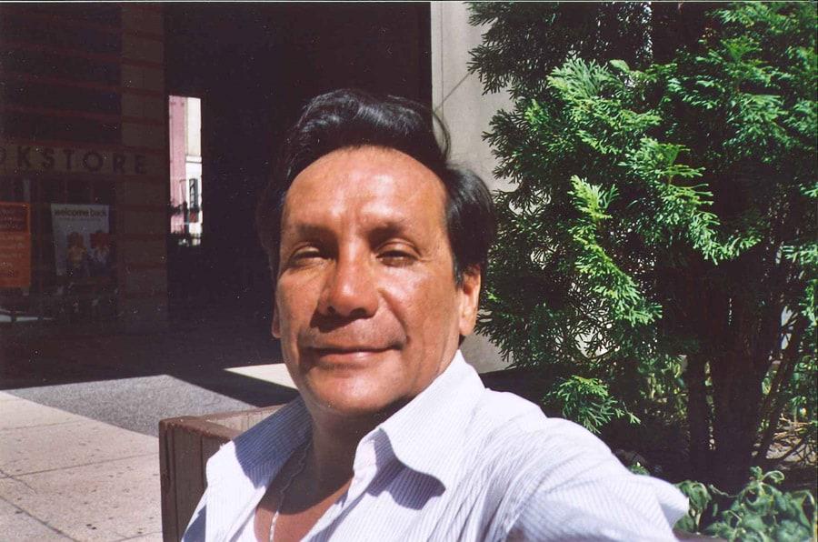 Ricardo from Lurigancho-Chosica