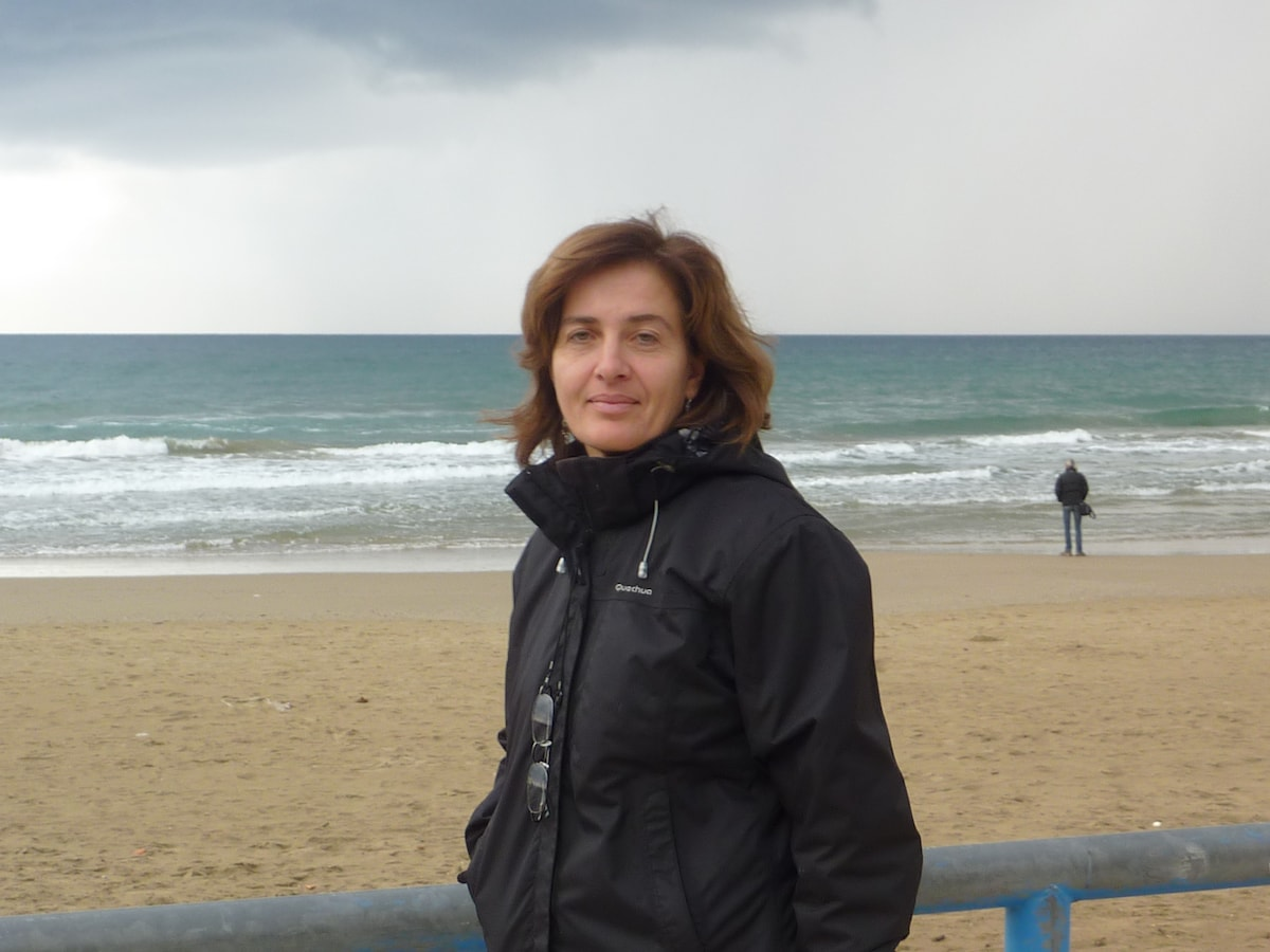 Simonetta From Albano Laziale, Italy