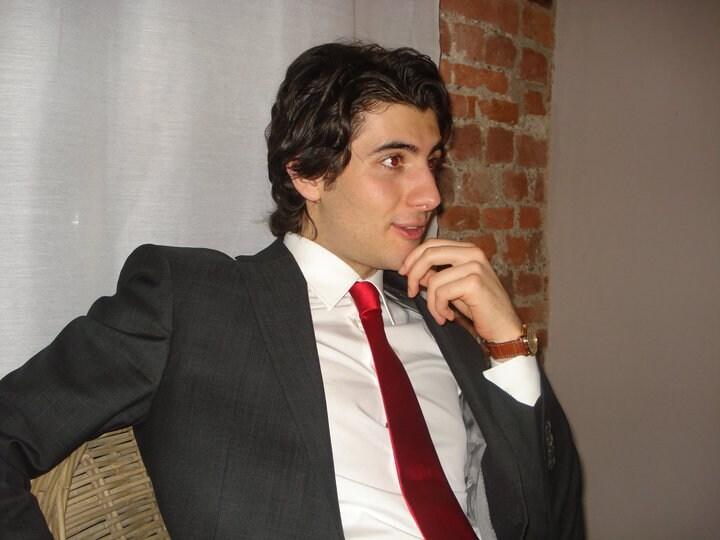 Eugenio from Rossano