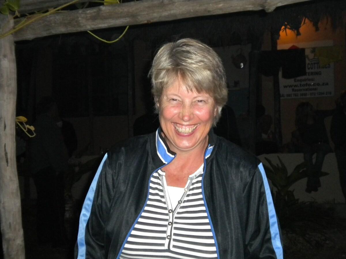 Christa from Inhambane