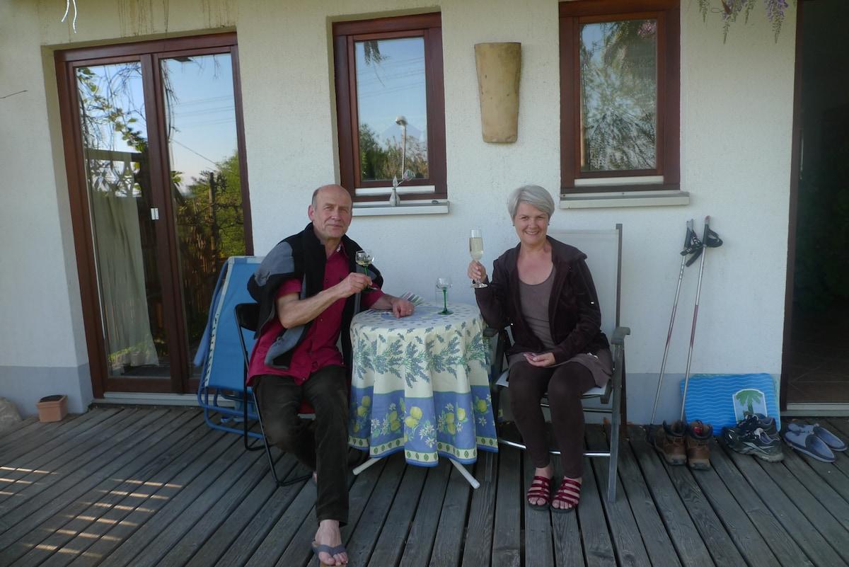 Barbara From Sigmaringen, Germany