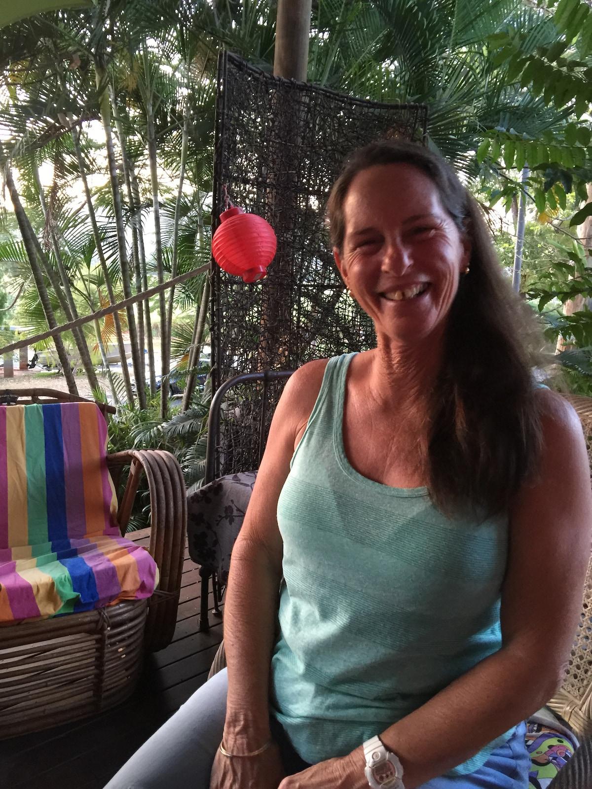Judith From Oak Beach, Australia