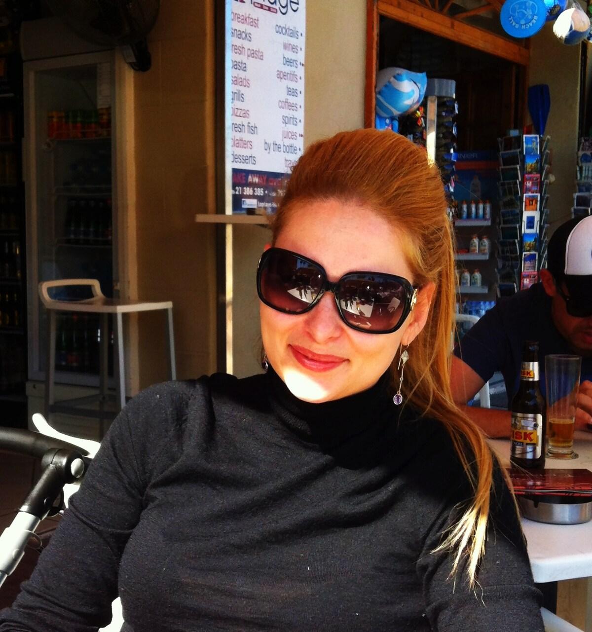 Irina From Malta