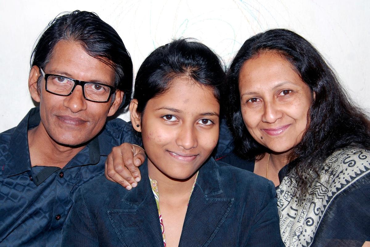 Sayanti From India