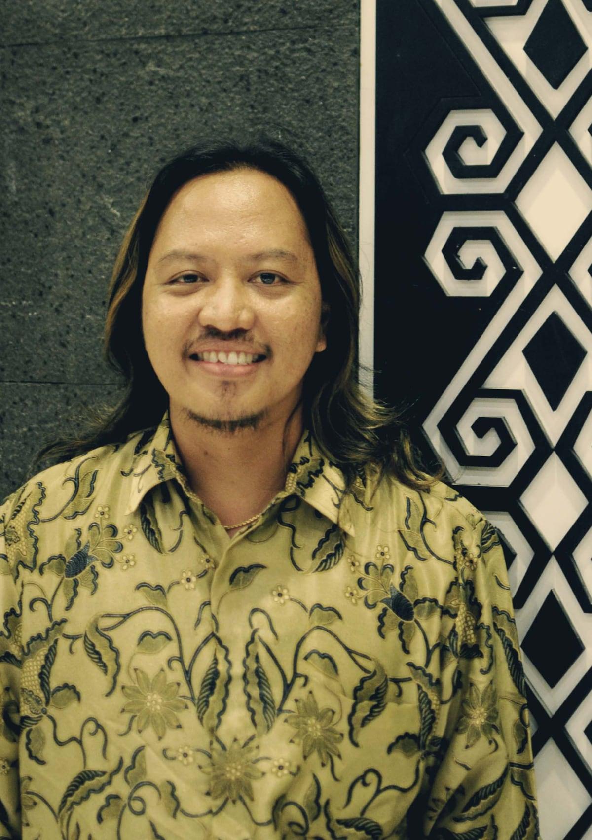 Markurius From Balangan Regency, Indonesia