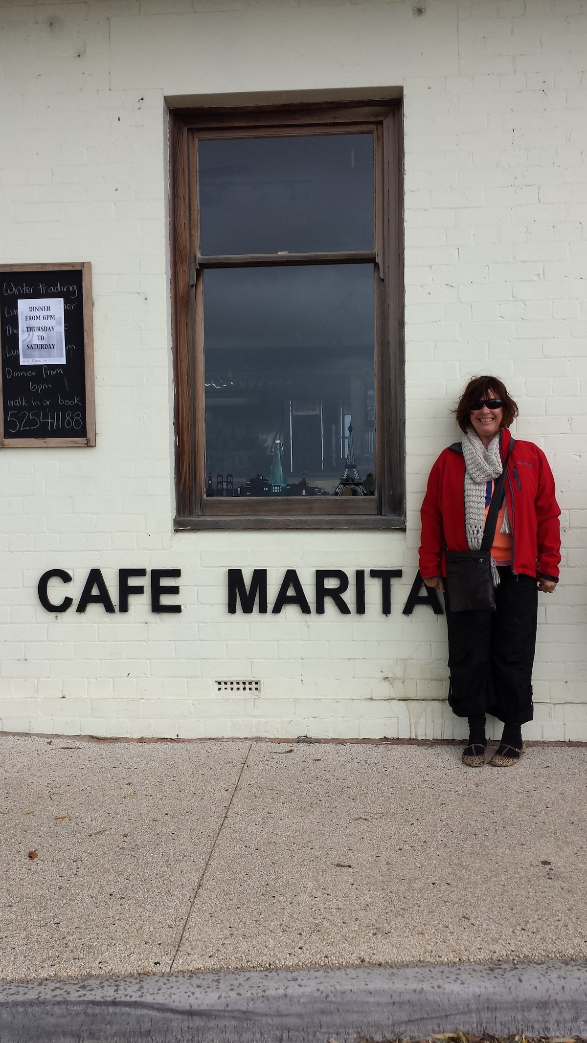 Marita from Whitfield