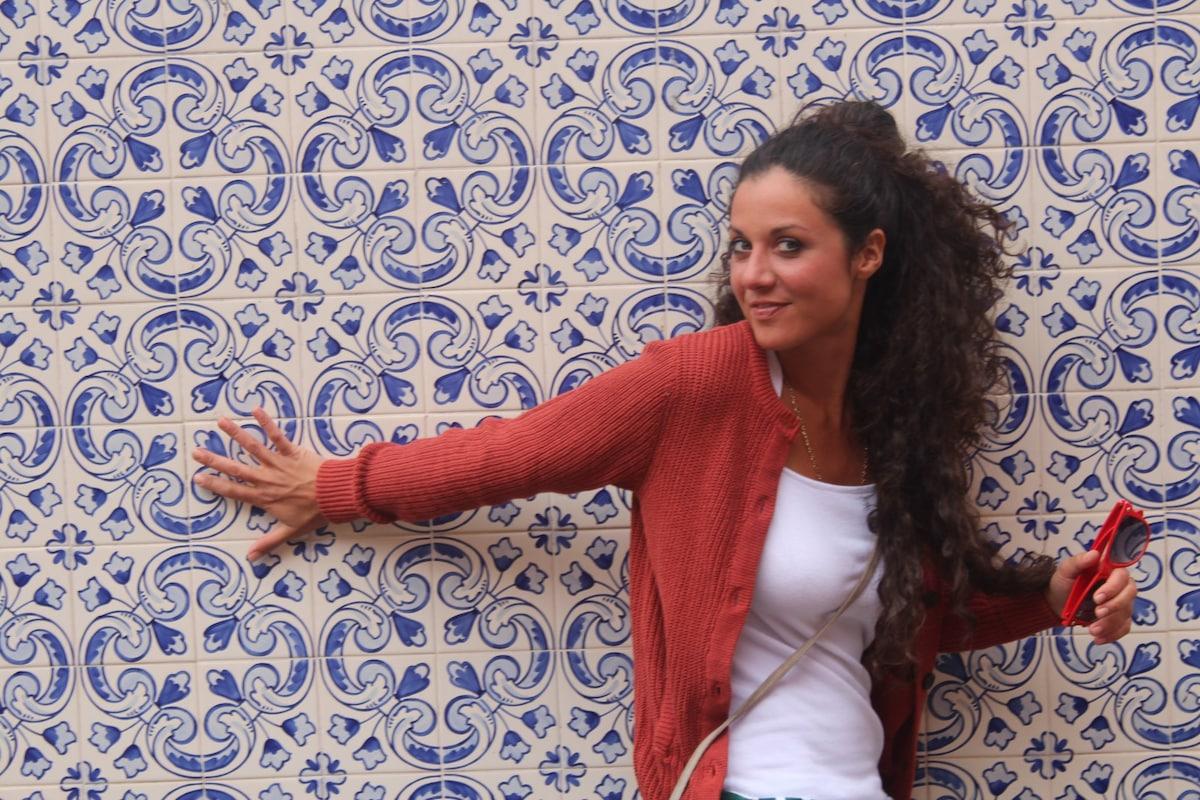 Sara From Albano Laziale, Italy
