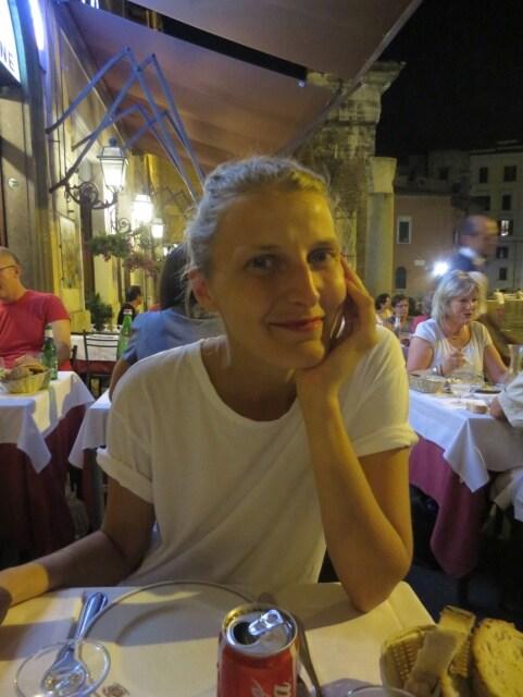Claudia from Berlin