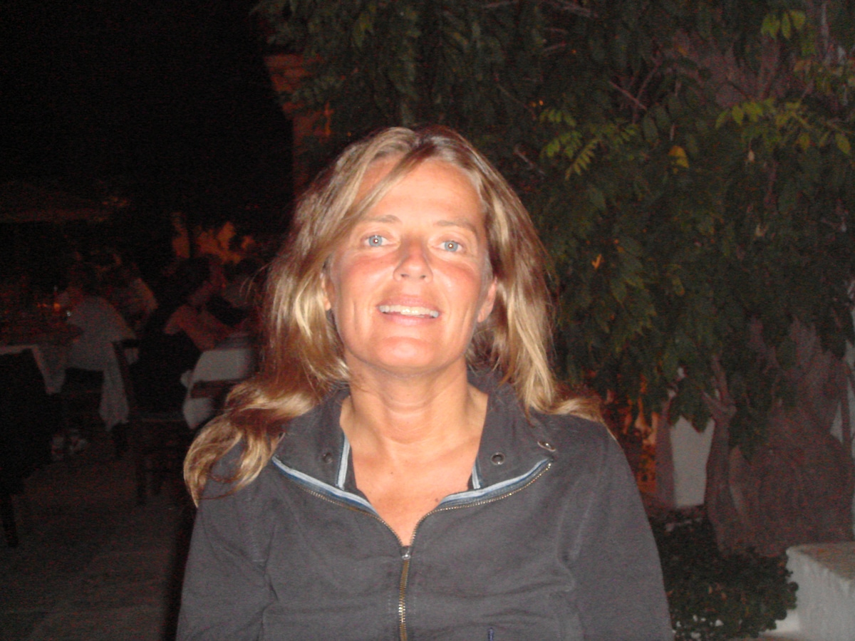 Angelica From Acireale, Italy