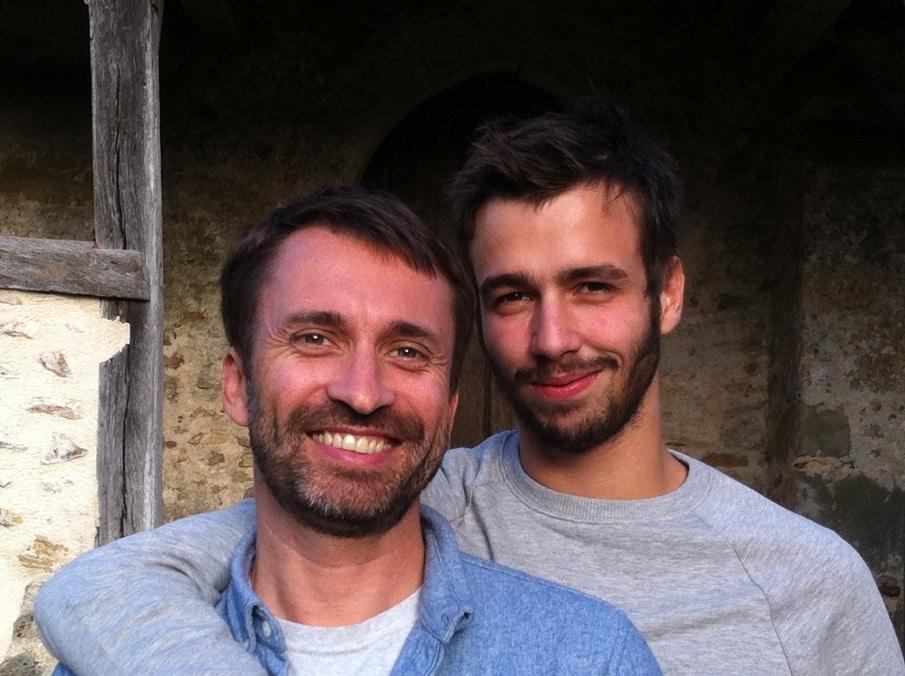 Jérémy Et Quentin de Paris