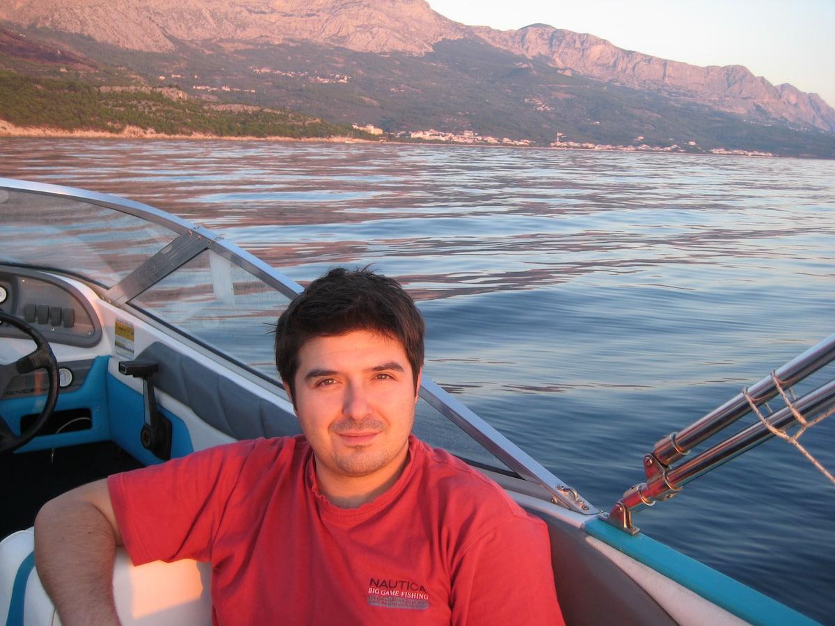 Jure from Makarska
