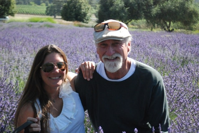 Cheryl And Hobart From Bodega Bay, CA
