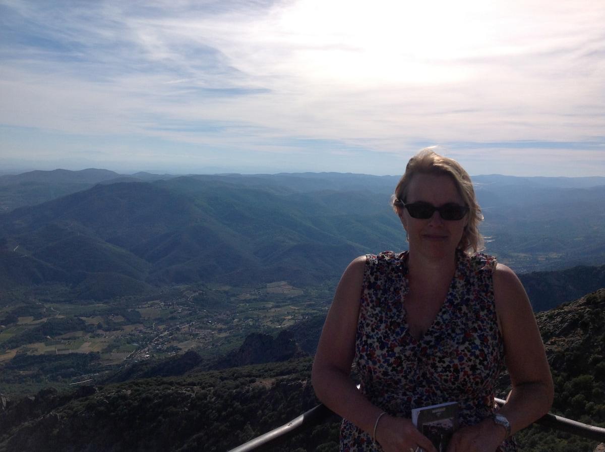 Melanie From Nissan-lez-Enserune, France