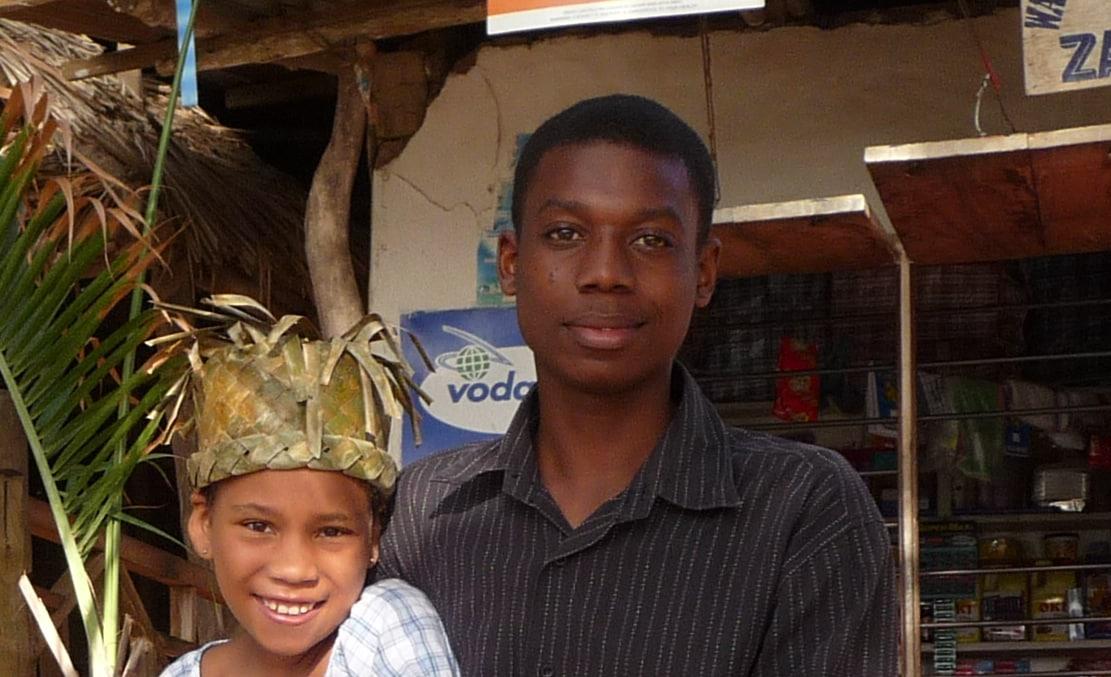 Bakar Family from Jambiani
