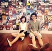 June & Pop from Bangkok
