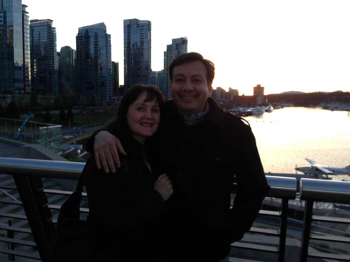Tracy And Richard from Vancouver