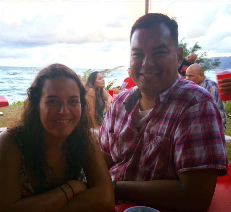 Tony And Lindsay from Honolulu