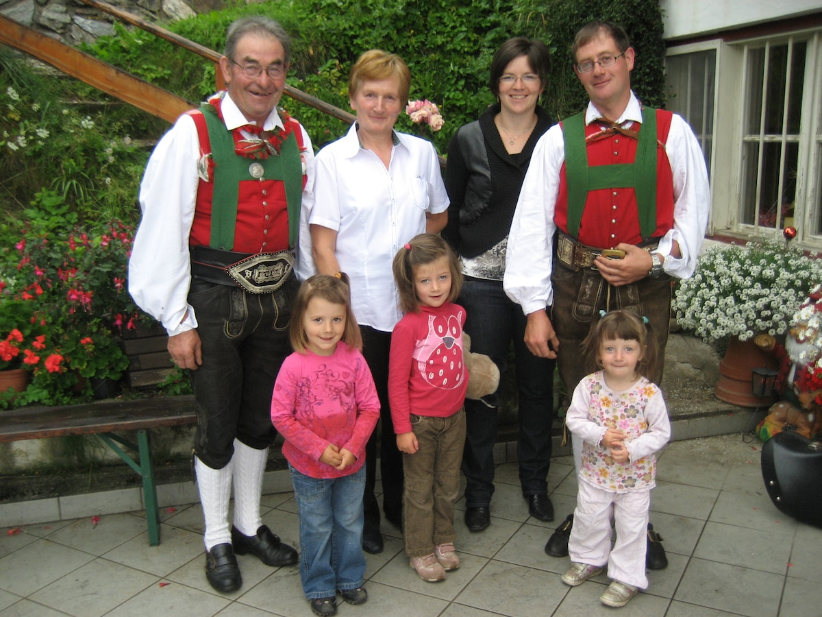 Familie Lamprecht from Vintl