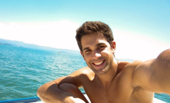 Lucas from Rio de Janeiro