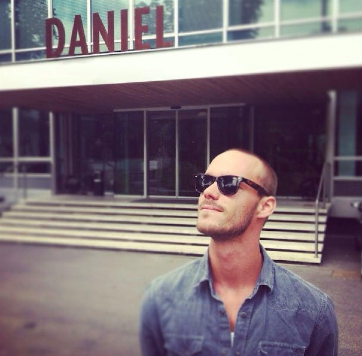 Daniel from Salzburg