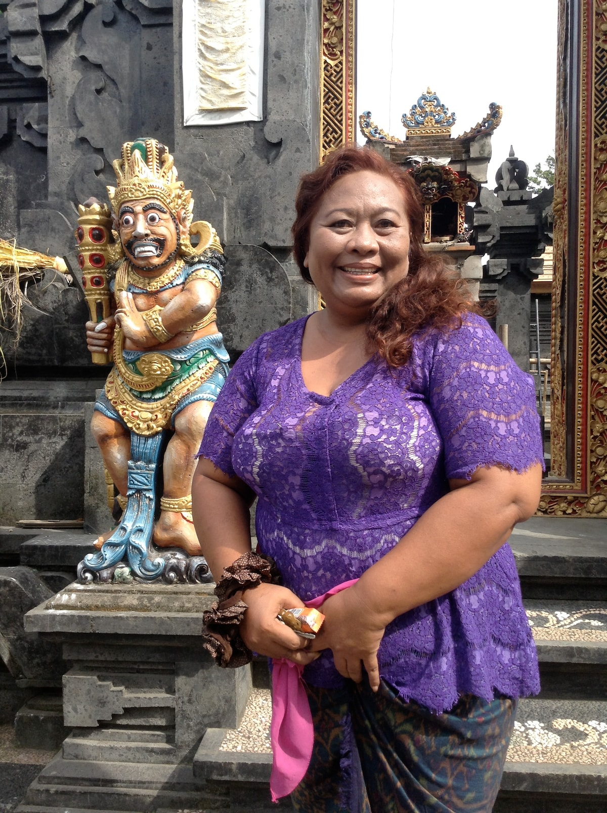 Ibu Wayan from  Ubud