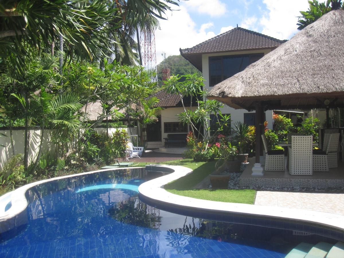 Villa from Bali
