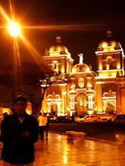Jose Luis from Huaraz