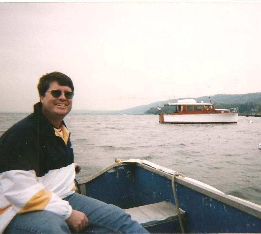 John from Greenwood Lake