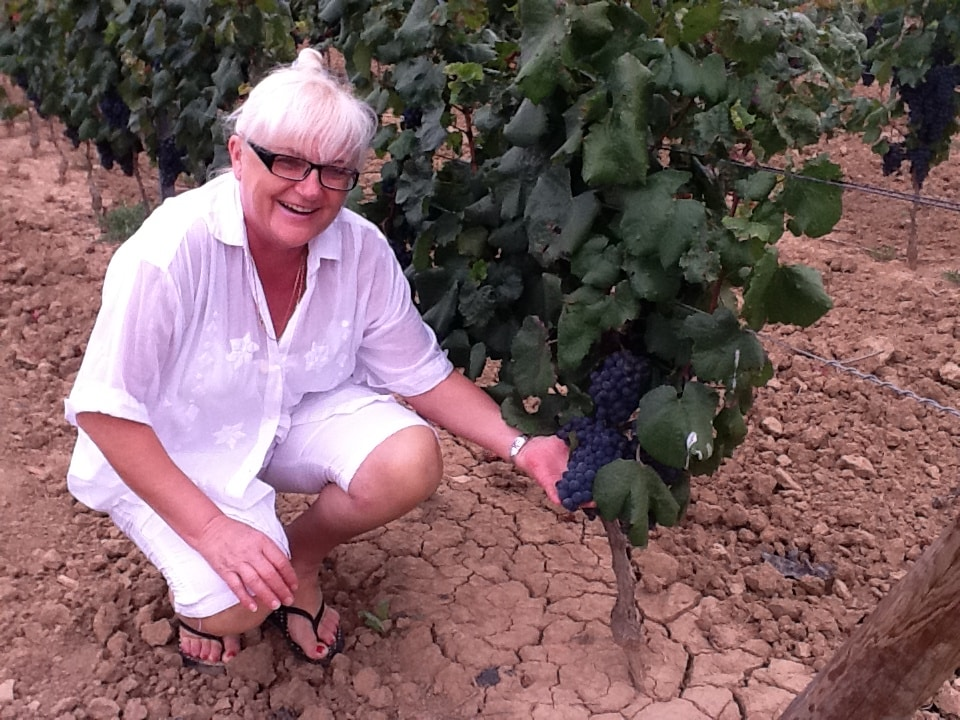Cathy from Rieux-Minervois