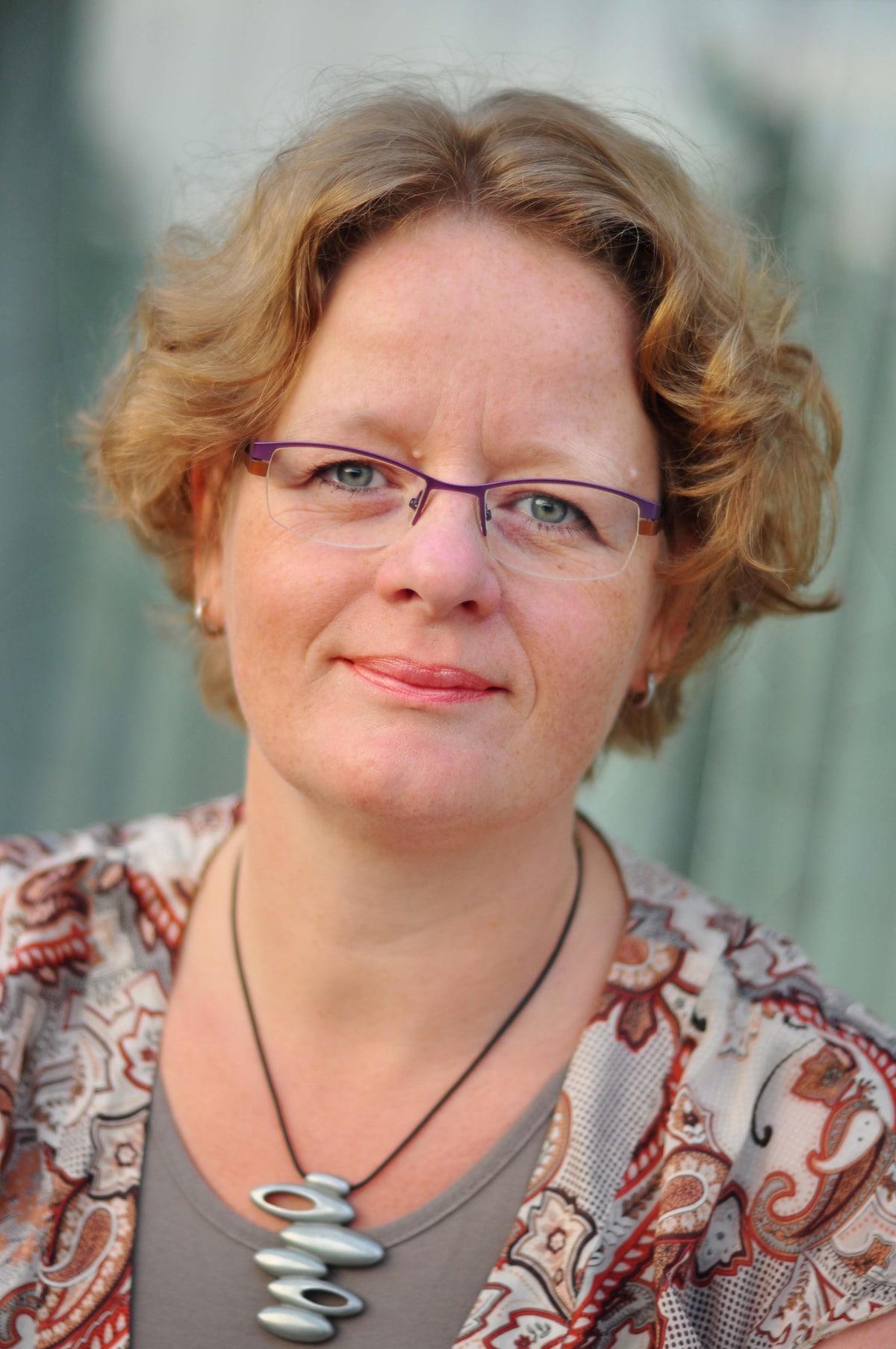Gerda from Utrecht