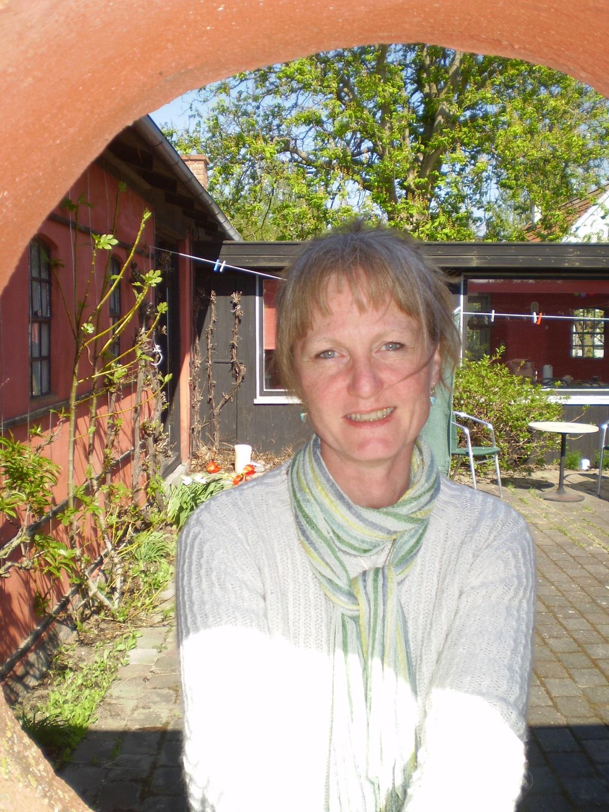 Helene From Skælskør, Denmark
