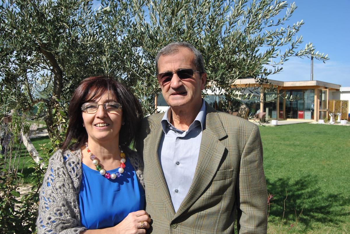 Vincenza From Taranto, Italy