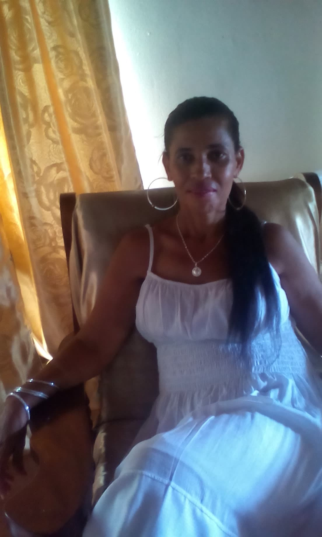 Judy From Victoria, Seychelles