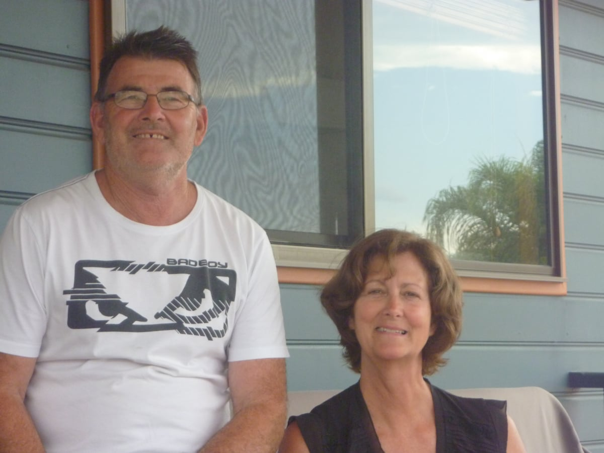 Chris & Les From Port Macquarie, Australia