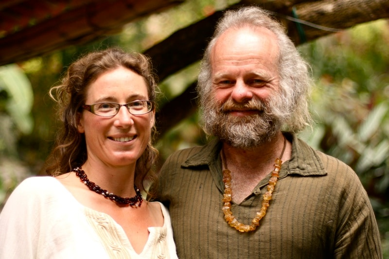 Suzanne & Phil from Vilcabamba
