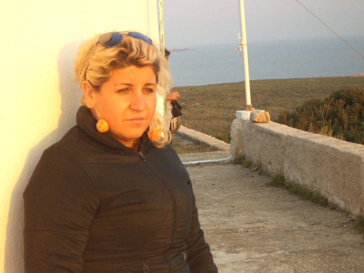 Aliki from Argostolion