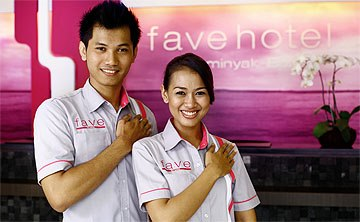 Favehotels From Kuta, Indonesia