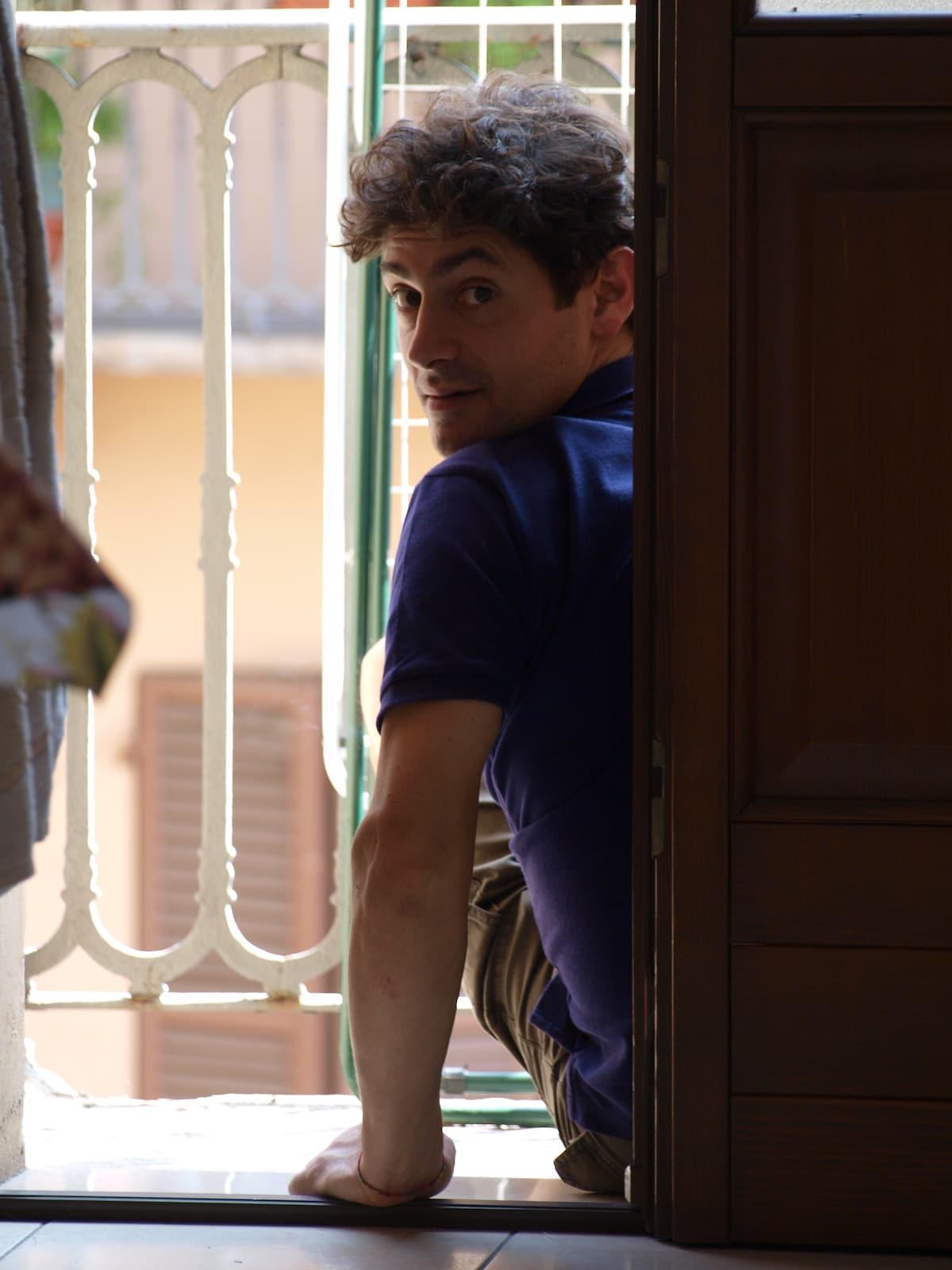 Riccardo From San Salvatore Monferrato, Italy