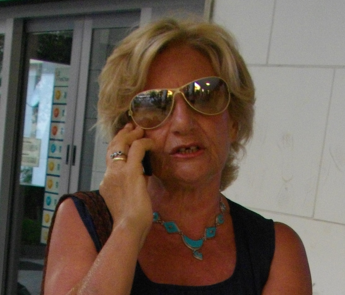 Germana From Vico Equense, Italy