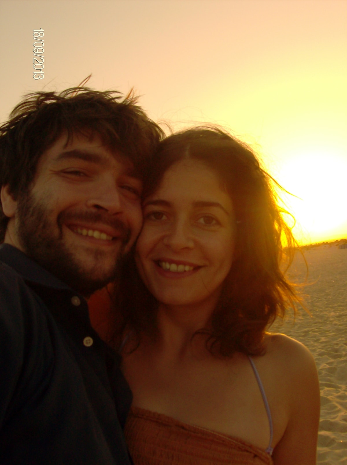 André & Inês from Lagoa