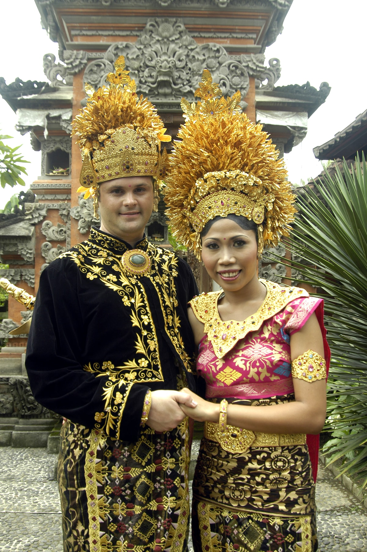 Daniel And Ni Made from Ubud